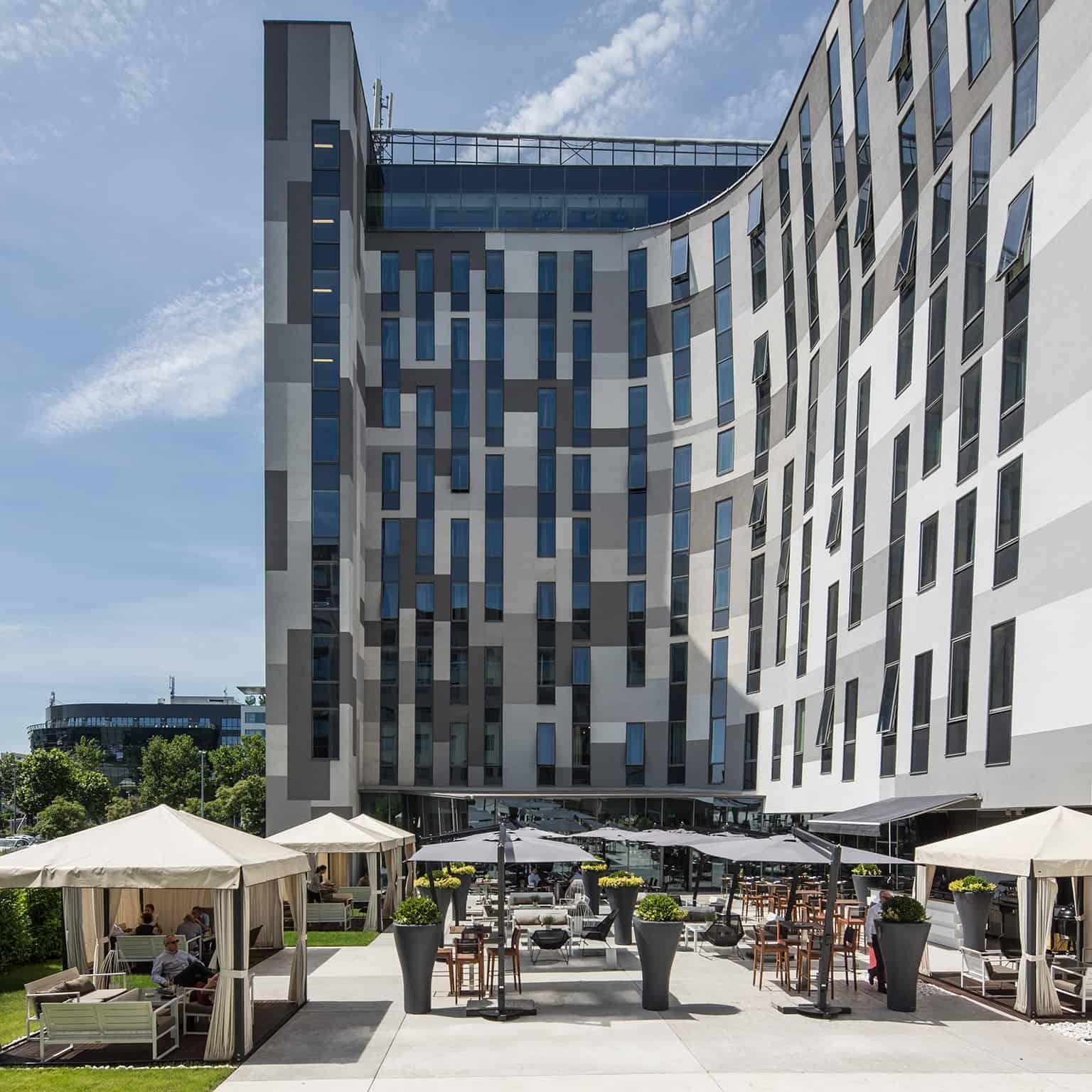 Falkensteiner Hotel Belgrade Belgrade Hotels