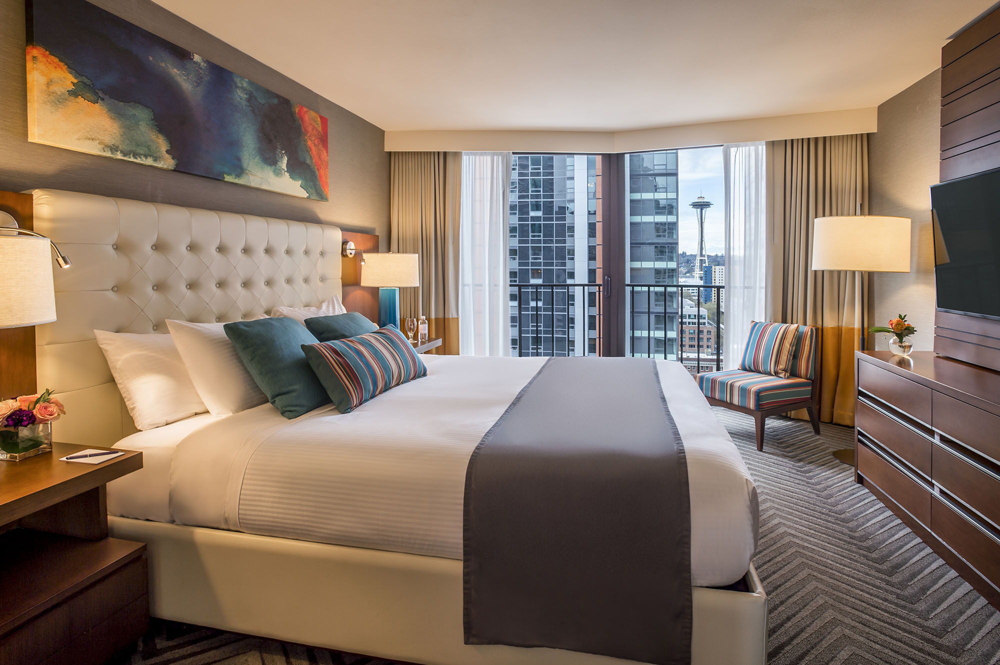 Warwick Seattle | 3-Star Hotel in Downtown Seattle