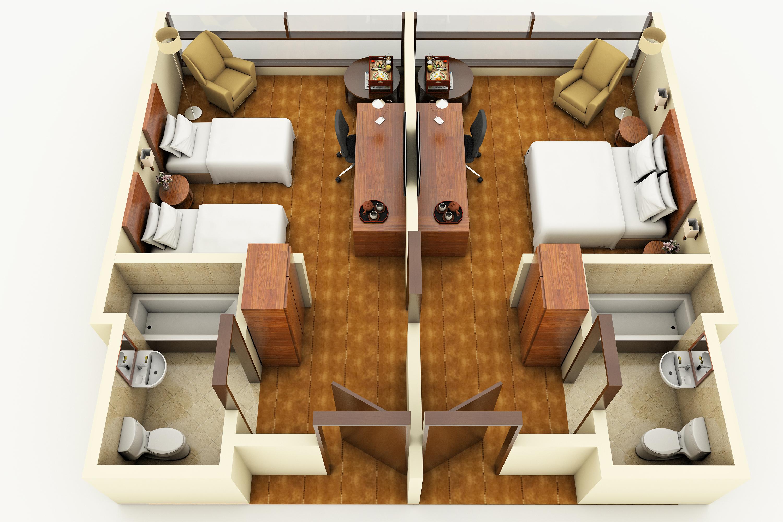 Family Room floorplan